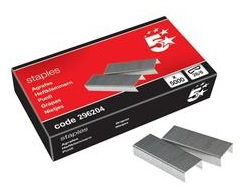 Box of Staples