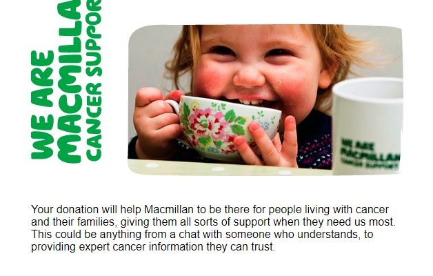 How your used toners made £317.31 for MACMILLAN