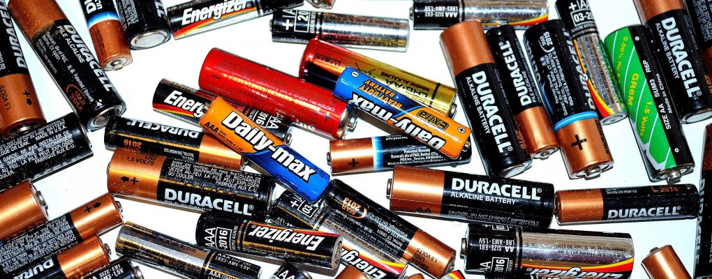 Recycle your Batteries with Us